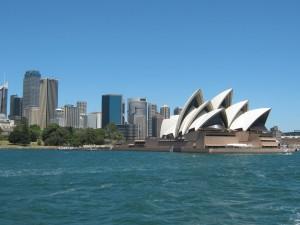 Sydney Australia Gabrielle Barnby