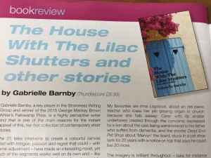 Living Orkney, Review, The House With the Lilac Shutters, Gabrielle Barnby