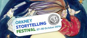 Orkney Storytelling Festival, Kirkwall, Stromness, Gabrielle Barnby