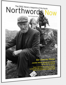 Northwords Now, Gabrielle Barnby, Widow Kharms' Guesthouse. Russian absurdist, short story