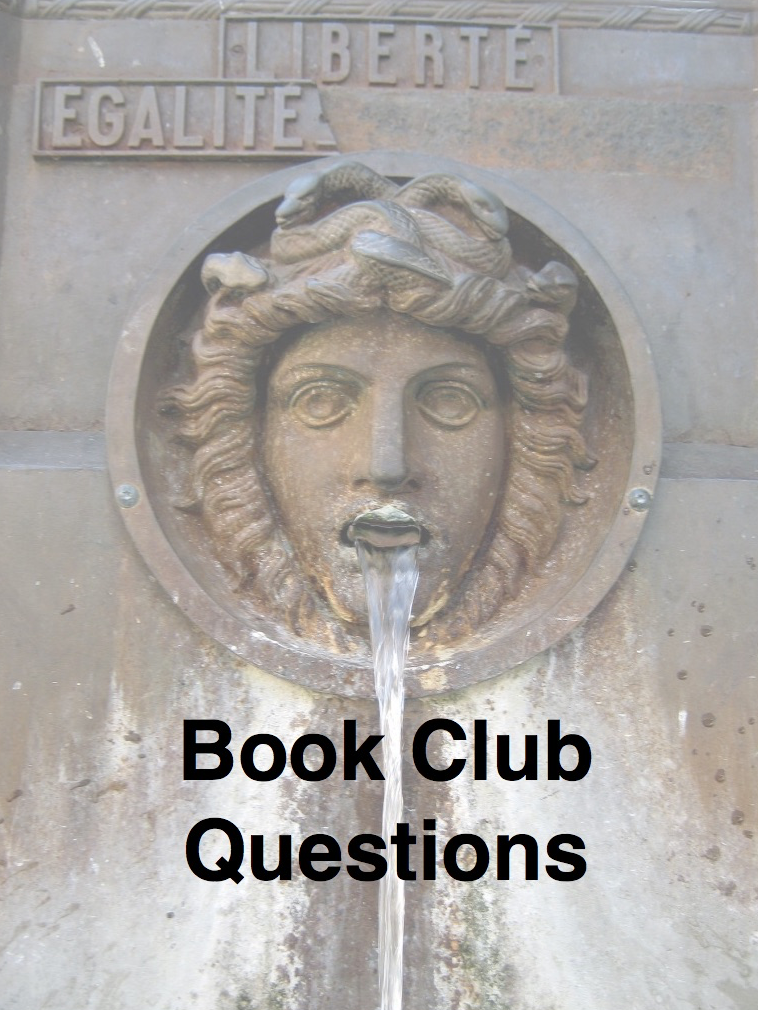 The House with the lilac shutters-Book club questions, Gabrielle Barnby, Orkney