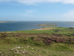 Orkney, Gabrielle Barnby, view, poetry, fiction.