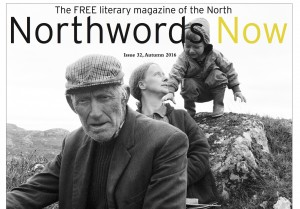 Gabrielle Barnby, Northwords Now, Literary magazine, Widow Kharms', Russian Absurdist