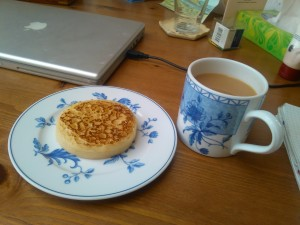 tea-and-crumpet, Gabrielle Barnby, The House With The Lilac Shutters