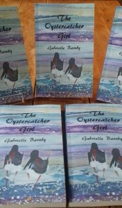 The Oystercatcher Girl, Gabrielle Barnby, Orkney, love, forgiveness, redemption, ThunderPoint, debut novel