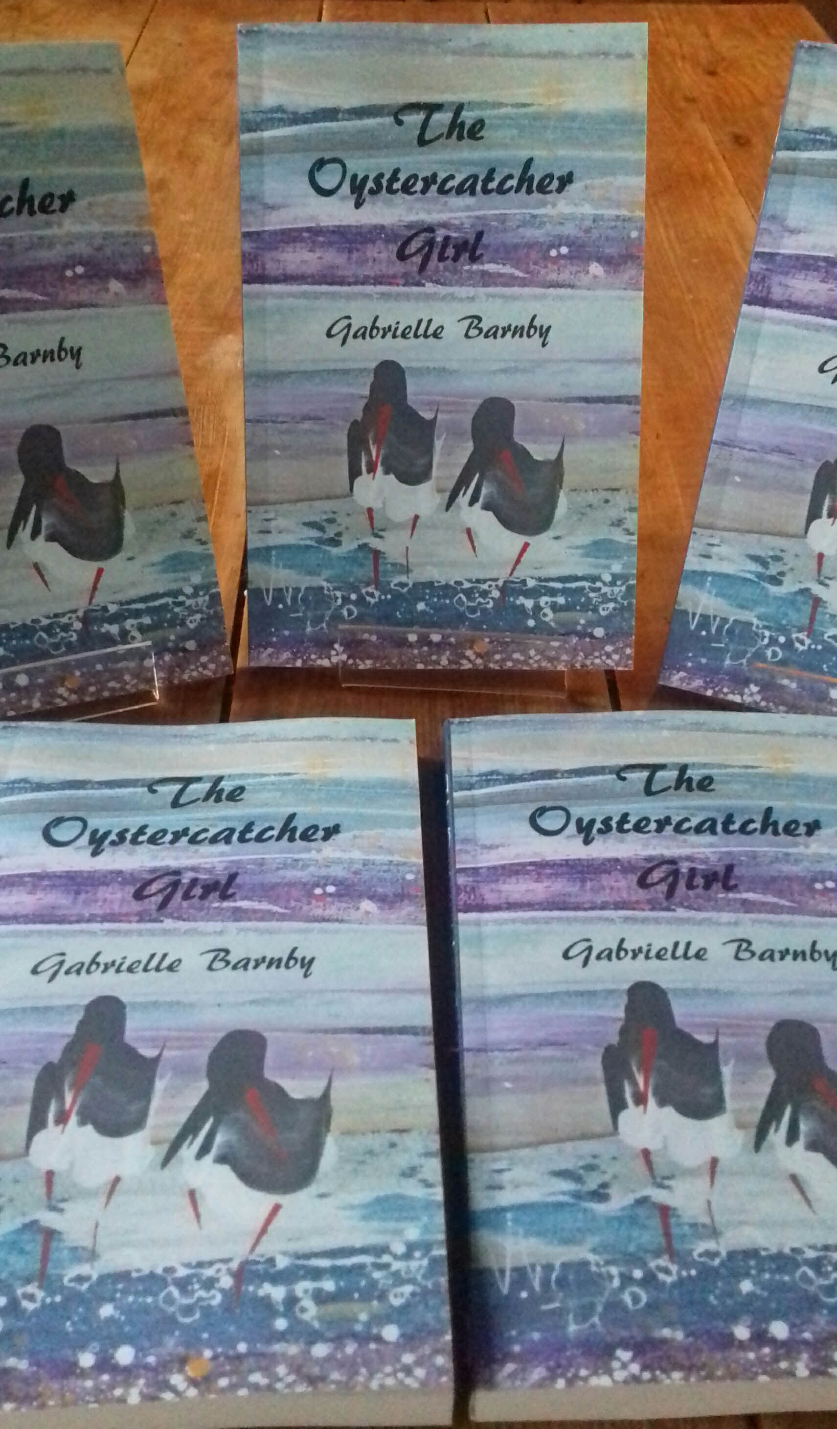 Romance, mystery, Scotland, The Oystercatcher Girl, Gabrielle Barnby, Orkney, love, forgiveness, redemption, ThunderPoint, debut novel