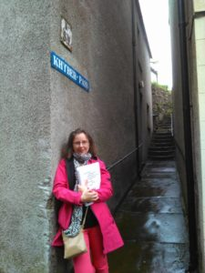 Romance, mystery, Scotland, Islands, Gabrielle Barnby, Khyber Pass, acrostic, Stromness, Orkney, poem