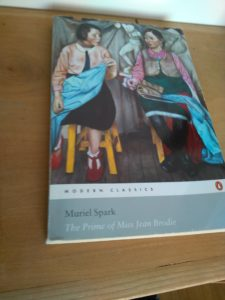 The Prime of Miss Jean Brodie, Muriel Spark, Gabrielle Barnby, Book review.