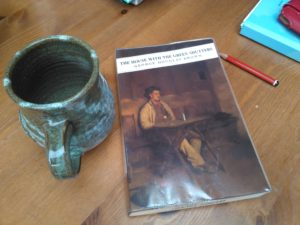 The House With The Green Shutters, George Douglas Brown, book review, Gabrielle Barnby, Orkney