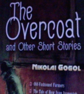 The Overcoat, Nikolai Gogol. Book review, Gabrielle Barnby, Orkney, Russian Literature.