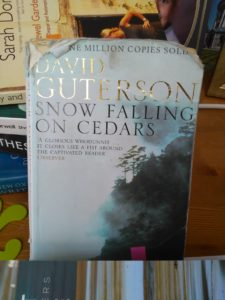 Snow Falling On Cedars, David Guterson, Book review, Gabrielle Barnby, Orkney