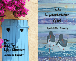 The Oystercatcher Girl, The House with the Lilac Shutters, Gabrielle Barnby, Orkney, France, contemporary, literary fiction, romance, Scottish.