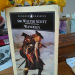 Waverley, Walter Scott, book review, Gabrielle Barnby, Scottish, historical, fiction.