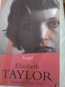 Angel by Elizabeth Taylor, book review, Gabrielle Barnby, Orkney,writing