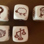 Story cubes, Stromness Writing Group