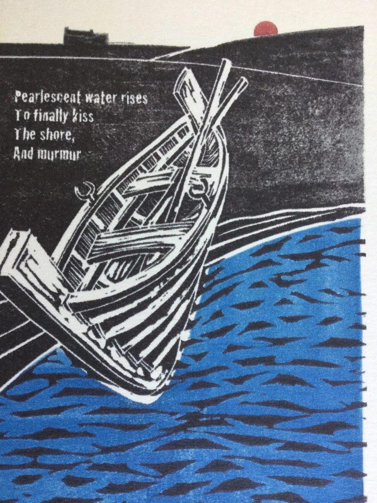 Peace-Land, Gabrielle Barnby, illustration by Ralph Robinson