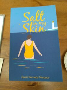 Salt on My Skin, Sarah Norquoy, Orkney, Gabrielle Barnby