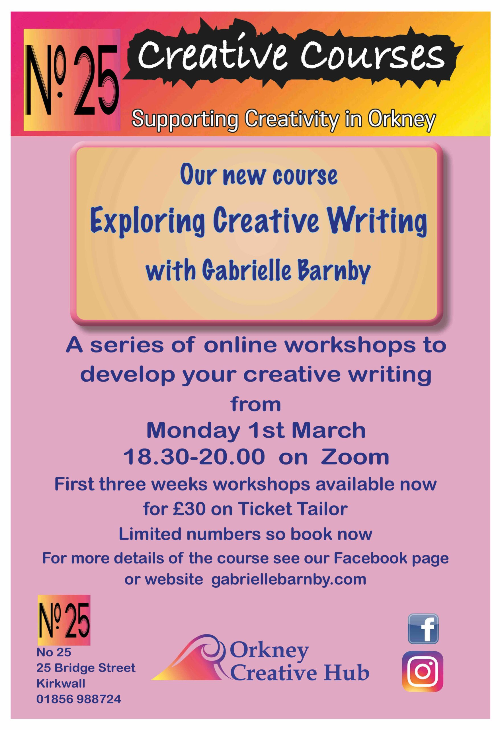 Exploring Creative Writing G.Barnby